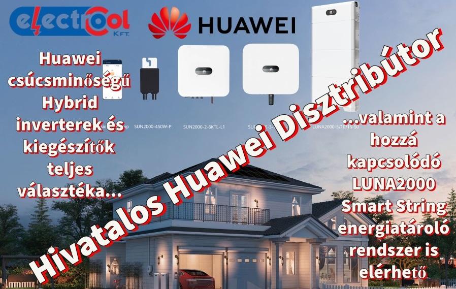 Huawei distributor