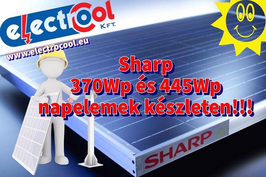 Sharp 370 - 445